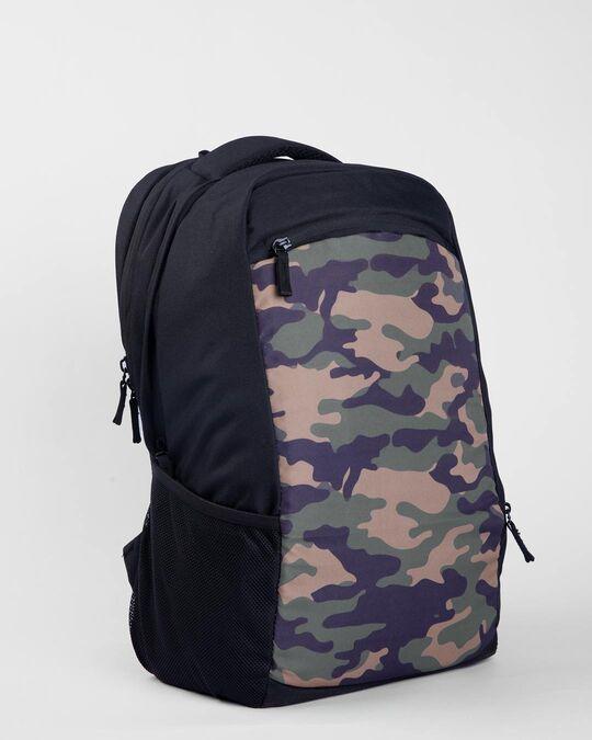Shop Camouflage Classic Laptop Bag-Back