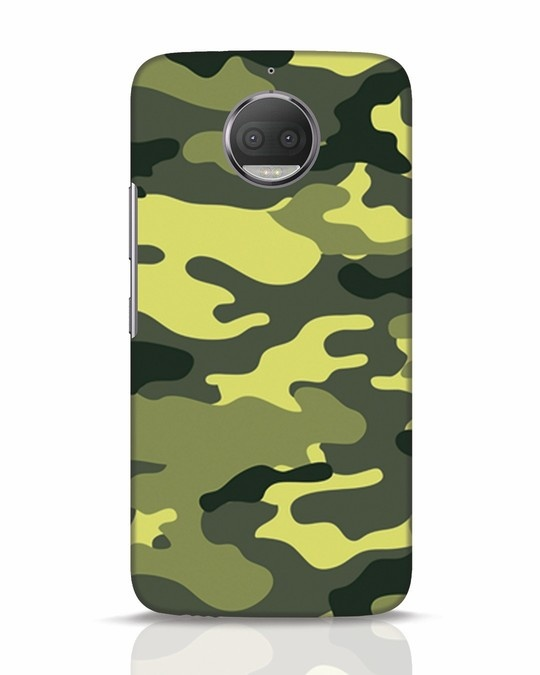 Shop Camouflage Moto G5s Plus Mobile Cover-Front