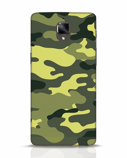 Shop Camouflage OnePlus 3 Mobile Cover-Front