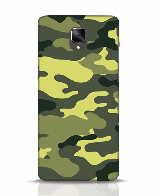 Shop Camouflage OnePlus 3T Mobile Cover-Front