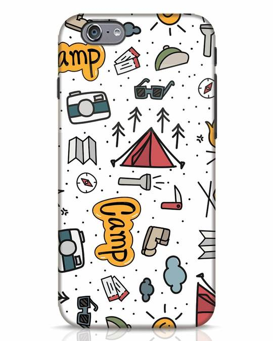 Shop Camp iPhone 6 Mobile Cover-Front