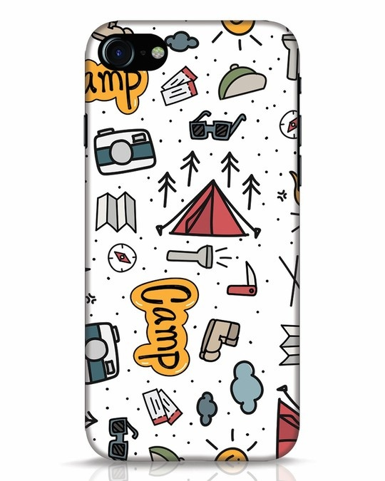 Shop Camp iPhone 7 Mobile Cover-Front