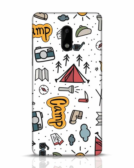 Shop Camp Nokia 6 Mobile Cover-Front