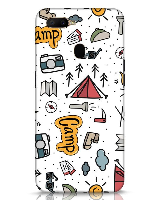 Shop Camp Oppo A5s Mobile Cover-Front