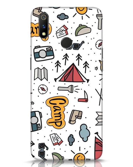 Shop Camp Realme 3 Pro Mobile Cover-Front