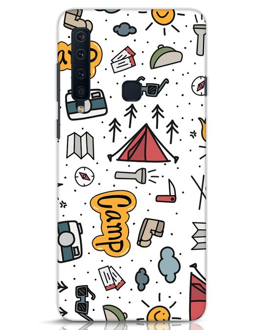 Shop Camp Samsung Galaxy A9 2018 Mobile Cover-Front