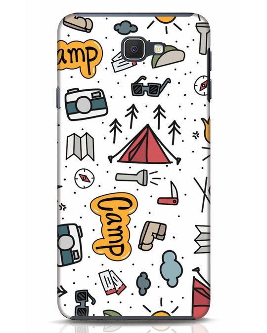 Shop Camp Samsung Galaxy J7 Prime Mobile Cover-Front
