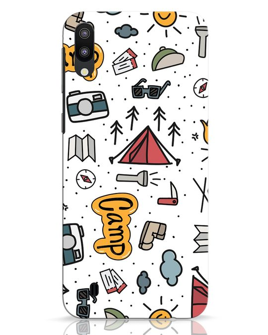 Shop Camp Samsung Galaxy M10 Mobile Cover-Front