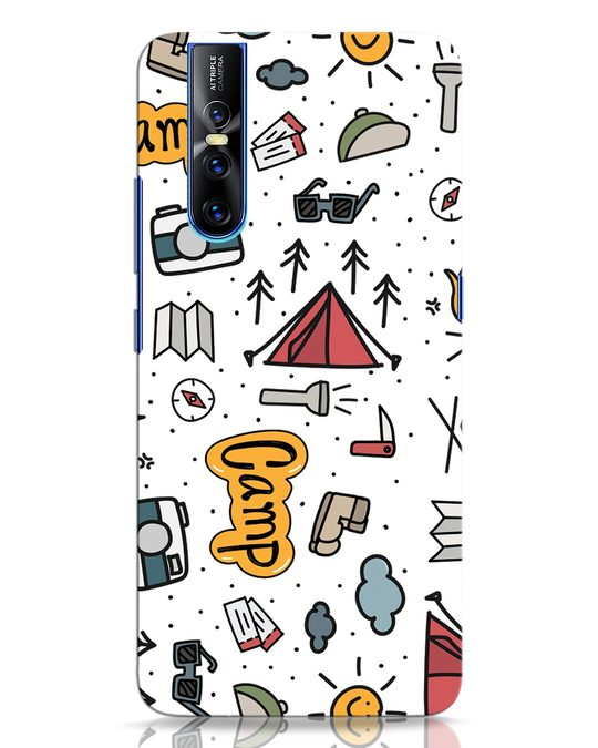 Shop Camp Vivo V15 Pro Mobile Cover-Front