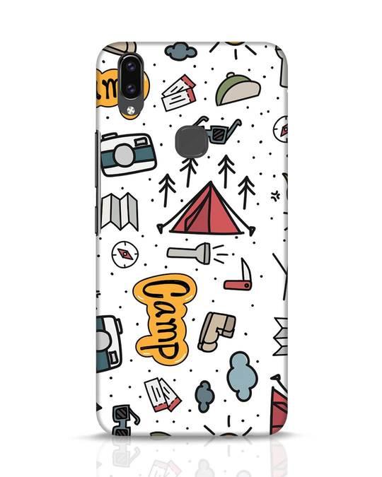 Shop Camp Vivo V9 Mobile Cover-Front