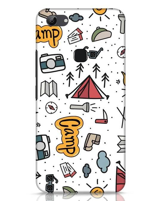 Shop Camp Vivo Y83 Mobile Cover-Front