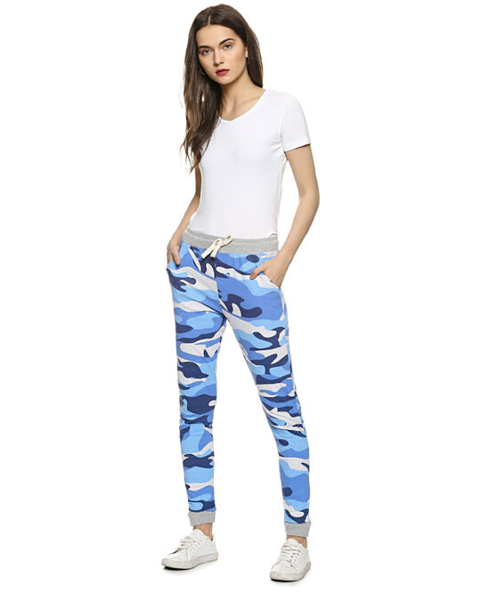 Shop Camouflage Track Pants-Full
