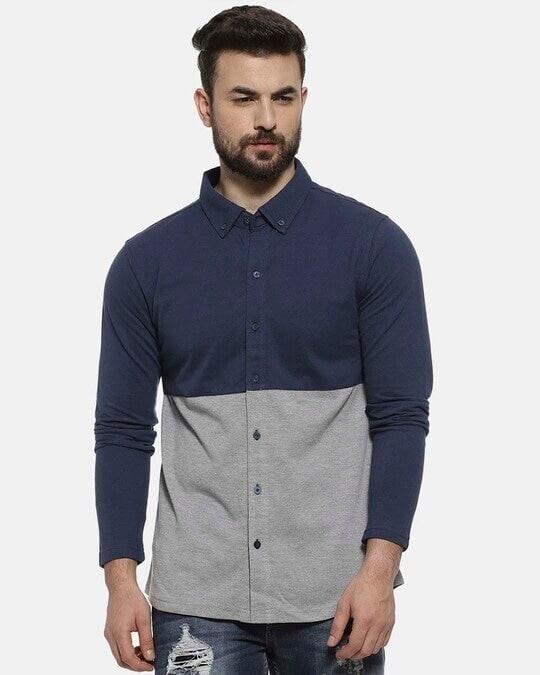 Shop Men Casual Shirts-Front