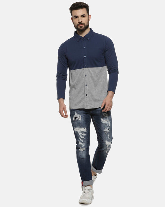 Shop Campus Sutra Men Casual Shirts-Full