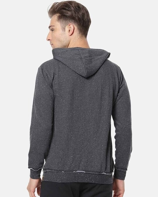 Shop Campus Sutra Full Sleeve Solid Men Casual Zipper Jacket-Design