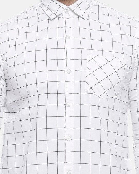 Shop Men Checks Casual Shirt