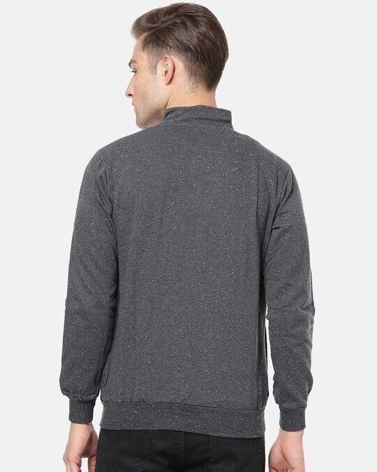 Shop Campus Sutra Men Full Sleeve Solid Stylish Jacket-Design