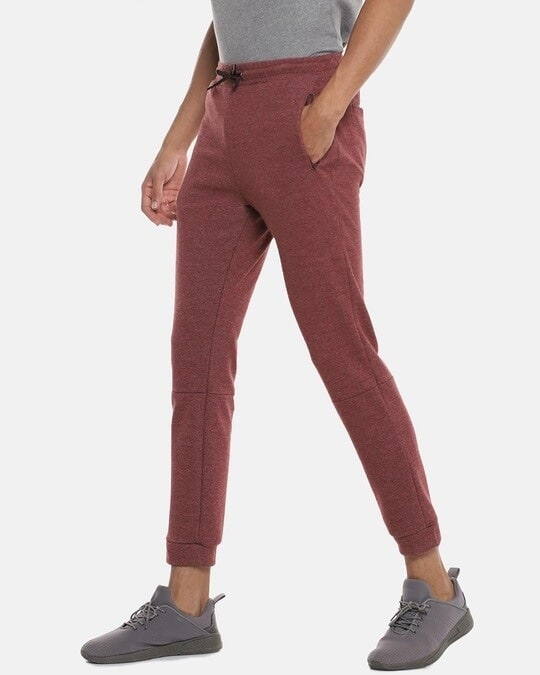 Shop Men Solid Stylish Casual & Evening Trackpant-Back