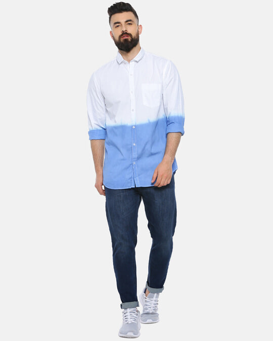 Shop Men Solid Stylish New Trends Casual Spread Shirt-Full