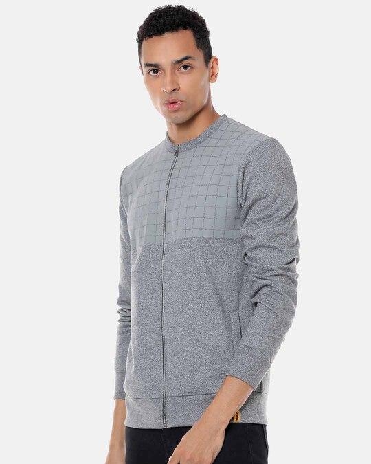 Shop Campus Sutra Men Stylish Casual Jacket-Back