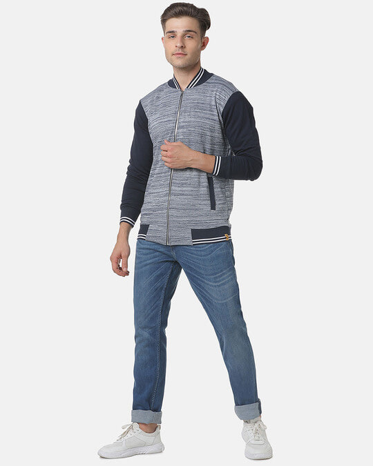 Shop Campus Sutra Men Stylish Casual Jacket-Full