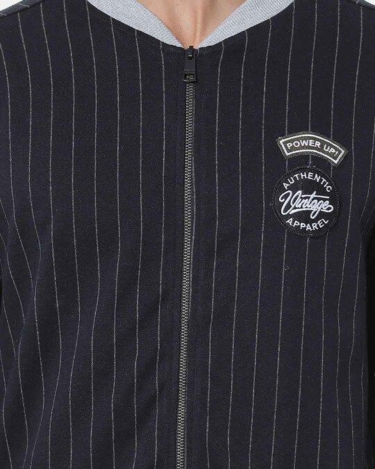 Shop Campus Sutra Men Stylish Casual Jacket