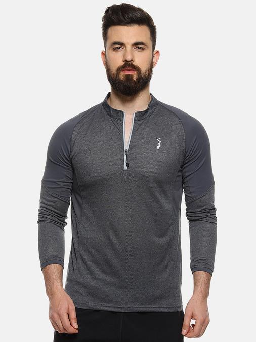 Shop Men Stylish Casual T Shirt-Front