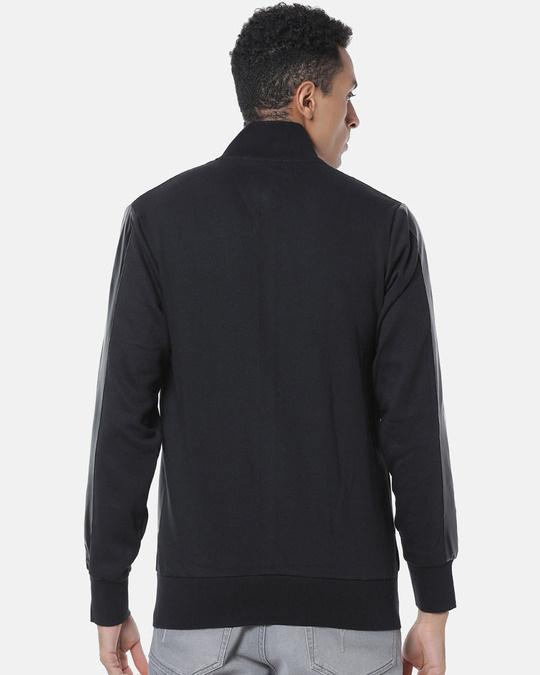 Shop Campus Sutra Men Stylish Solid Casual Jacket-Design