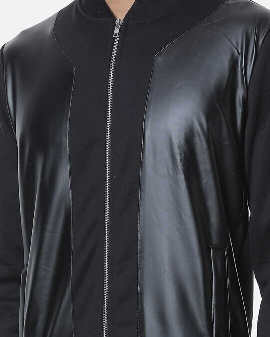 Shop Campus Sutra Men Stylish Solid Casual Jacket