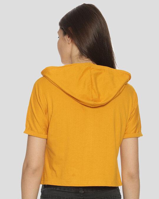 Shop Women Printed Stylish Casual Crop Top-Design