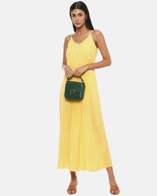 Shop Women Shoulder Straps Stylish Dress-Full