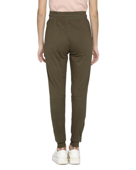 Shop Women Solid Stylish Trackpant-Design