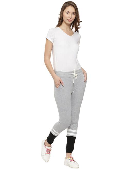 Shop Women Solid Stylish Trackpant-Full
