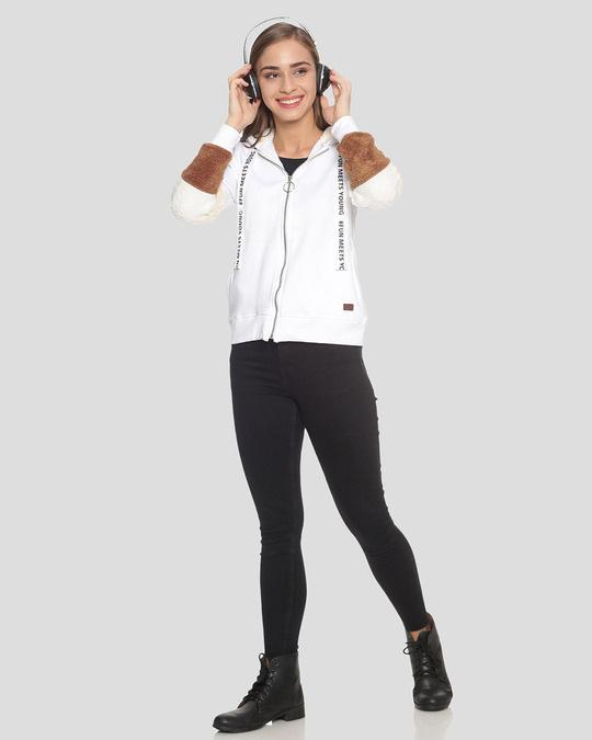 Shop Women Stylish Casual Sweatshirt