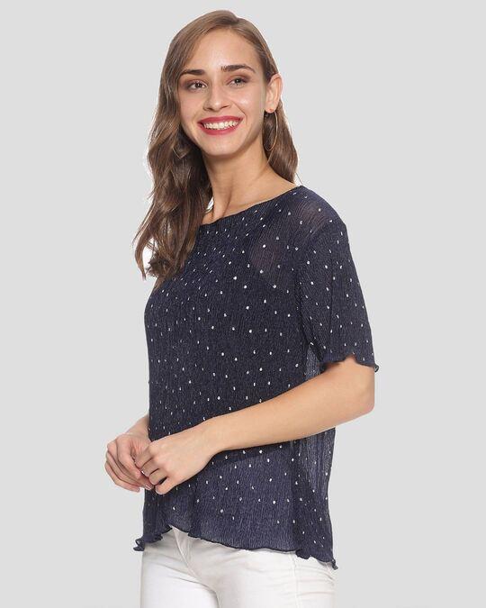 Shop Women Stylish Casual Top-Back