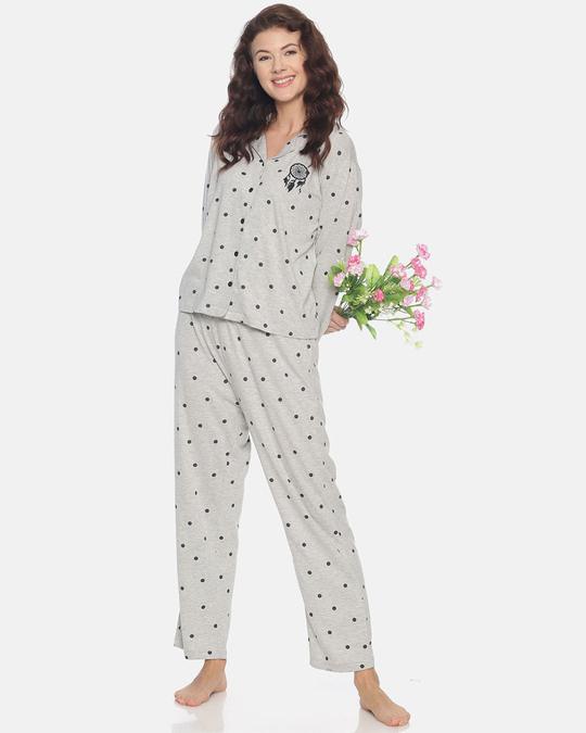 Shop Women Stylish Night Suit-Full