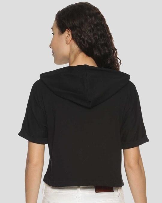 Shop Women Stylish Printed Crop Top-Design