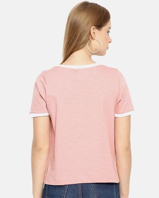 Shop Women Stylish Printed Half Sleeve Casual Tops-Design