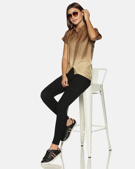 Shop Women Stylish Solid Shirts-Full