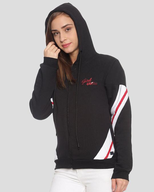 Shop Campus Sutra Women Stylish Sweatshirt-Back