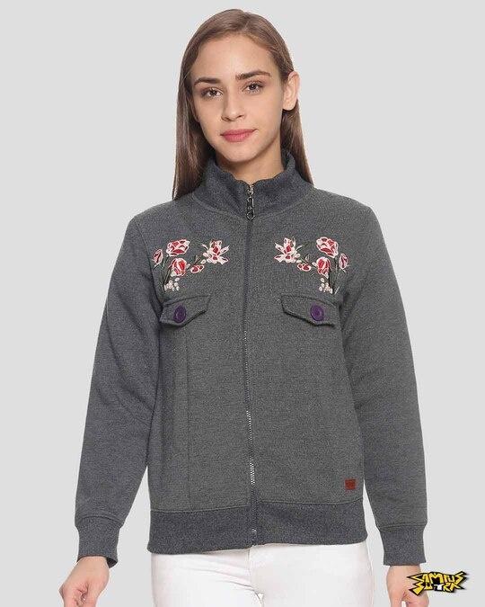 Shop Women Stylish Sweatshirt-Front