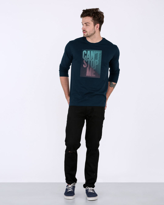 Shop Can't Stop Me Full Sleeve T-Shirt