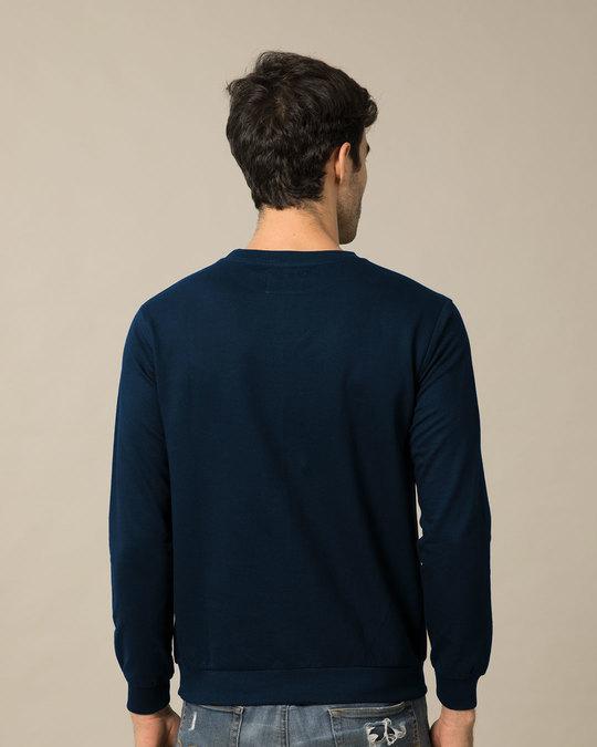 Shop Cap Blue Sweatshirt (AVL)-Full