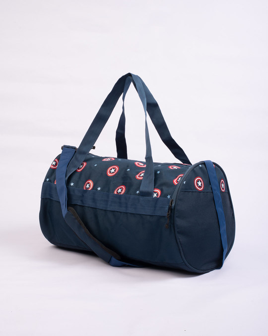 Shop Cap's Shield Duffle Bag-Design