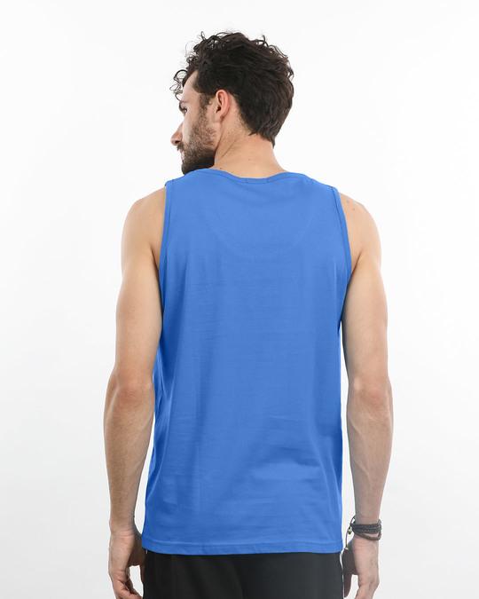 Shop Capri Blue Vest-Design