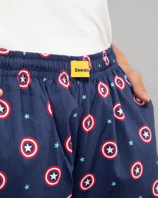 Shop Captain America Shield Pyjama (AVL)