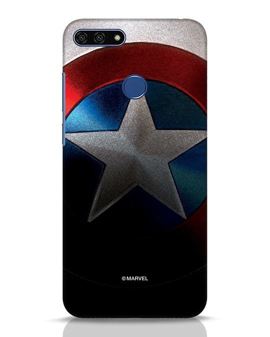 Shop Captain Huawei Honor 7A Mobile Cover-Front