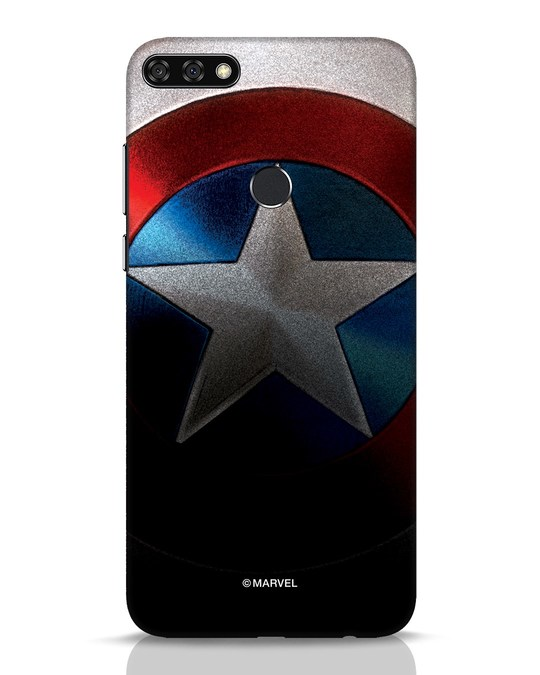 Shop Captain Huawei Honor 7C Mobile Cover-Front