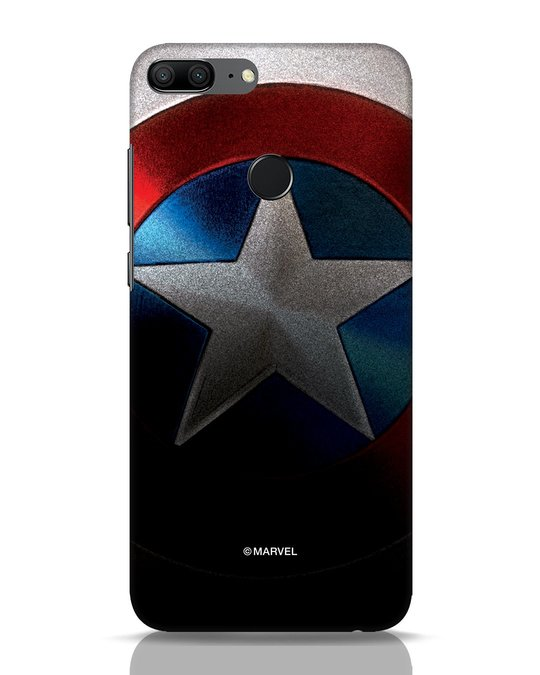 Shop Captain Huawei Honor 9 Lite Mobile Cover-Front