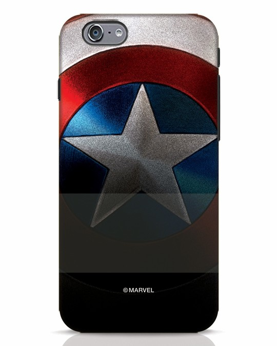 Shop Captain iPhone 6s Mobile Cover-Front